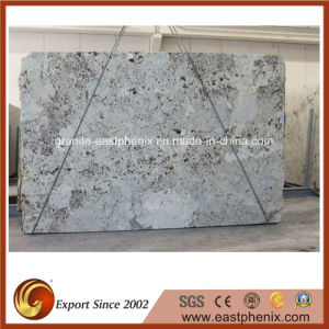 Natural Stone Alaska White Granite Slab for Sale pictures & photos