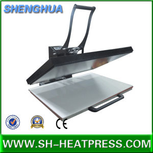 Big Heat Press Machine Manual Heatpress Machine with Big Print Size pictures & photos