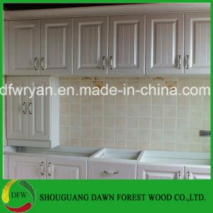 PVC Kitchen Cabinet Designs Kitchen Cabinet MDF Kitchen Cabinets pictures & photos