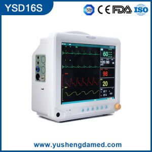 Hospital Device 12.1 Inch Multi-Parameter Patient Monitor pictures & photos