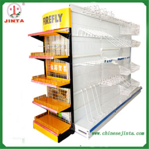 High Quality Metal Tegometall Gondola Shelf (JT-A05) pictures & photos
