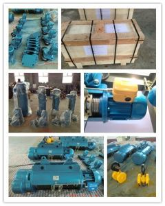 CD1 High Quality Electric Winch Hoist pictures & photos
