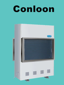 Wall Mounted Compressor Type Pipe Dehumidifier