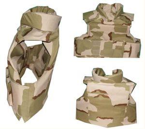 Nij Level Iiia UHMWPE Bullet Proof Vest pictures & photos