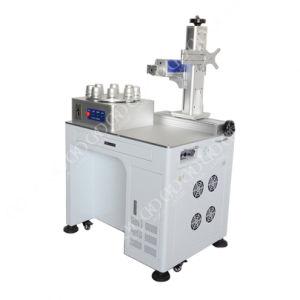 Printing Roller Laser Engraving Machine pictures & photos
