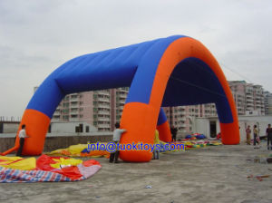 Less Maintenance Inflatable Tent Used for Recreational Purpose (A750) pictures & photos