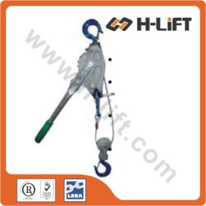 Cable Ratchet Lever Hoist / Hand Operated Hoist pictures & photos