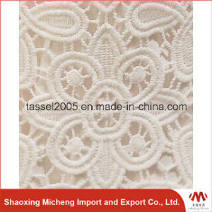 Hot Sell Guipure Lace with Stone 3036 pictures & photos