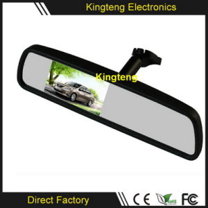 OEM Rearview Mirror Car Monitor Special Bracket for BMW Audi VW Acura Rlx Acura Tl with 4.3 TFT LCD Monitor