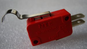 SGS High Current Micro Switch for Home Appliances pictures & photos