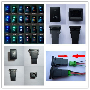 Car Fog Light DRL Button Switch pictures & photos