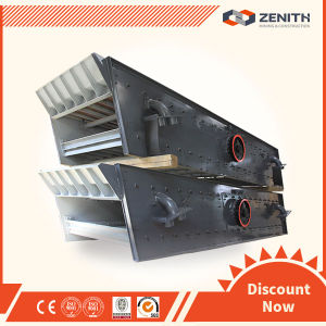 Zenith Vibrating Screen Used in Crushing Plant pictures & photos