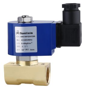 Solenoid Valve -- SMS Series--2/2 Way Solenoid Valve pictures & photos