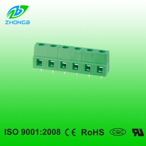PCB Solder Terminal Block with 7.5mm Pitch_128-7.5mm
