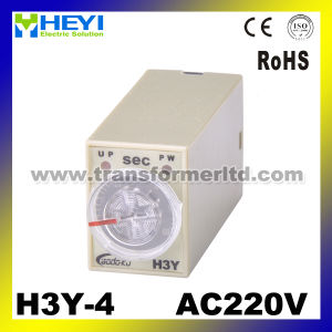 H3y-4 Electronic Timer Relay pictures & photos