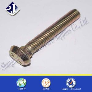 Carriage Bolt 4.8 SGS with Good Quanlity pictures & photos