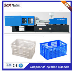 Good Service Crate Making Machine for Fruits/Plastic Basket Injection Molding Machine Price pictures & photos