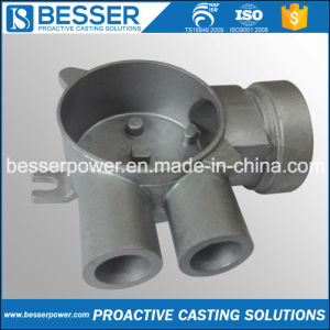 42CrMo/42CrMo4/20crmo Alloy Steel Precision Investment Lost Wax Pump Casting pictures & photos