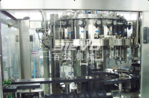 Automatic Glass Bottle Carbonated Soda Water Filling Plant pictures & photos