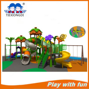 Amusment Park Games Plastic Children Outdoor Playground pictures & photos