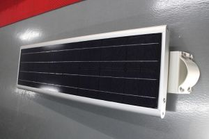 New Products on China Market All in One Solar Street Light 80W with CE, RoHS Certification pictures & photos