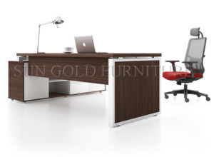 Hot Selling CEO Executive Office Furniture Desk (SZ-ODL327) pictures & photos