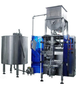 Automatic Paste Pouch Packing Machine (DXDV-LB420) pictures & photos
