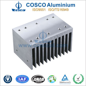 Aluminium Heat Sink for Cooling System pictures & photos