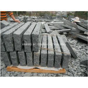 Dark Grey Granite Floor Tiles Natural Stone for Paving pictures & photos