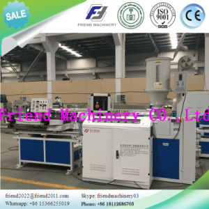 Poe Corruated Tube Breath Tube Extrusion Line pictures & photos