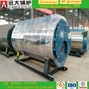 4000kg Dissel/Heavy Oil Fired Steam Boiler with Competetive Price pictures & photos