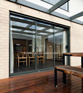 Hidden Rollers Sliding Aluminium Windows and Doors pictures & photos