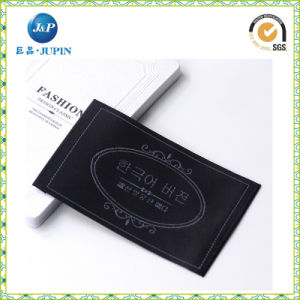 High Density Woven Garments Label for Clothing (JP-CL108) pictures & photos