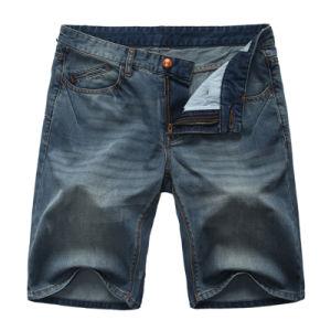 2017 Wholesale New Stylish Denim 100%Cotton Men Short Jeans pictures & photos