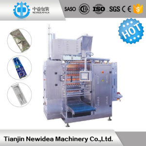 Automatic Multi Lanes Granule Packaging Machine pictures & photos