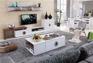 Italian Design Top Quality TV Stand Furniture (DS-2024) pictures & photos
