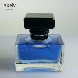100ml Factory Price Customized Heart Shape Glass Perfume Bottle pictures & photos