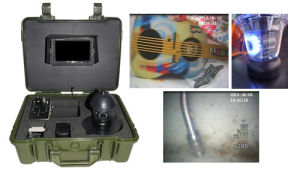 Cheapest Underwater Fish Finder with 360 Degree Rotating Camera pictures & photos