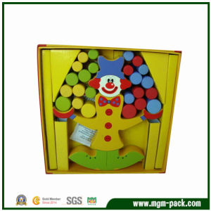 New Design Wooden Kids Toy with Lovely Clown pictures & photos