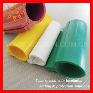 Silicone Rubber Split Line Sleeve pictures & photos