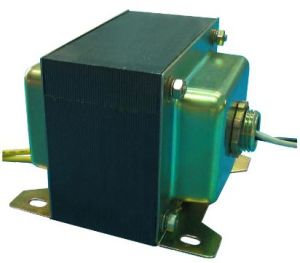 Foot and Single Threaded Hub Mount with Bottom Opening Isolation Transformer