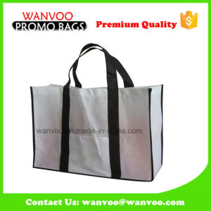 Eco Friendly Large Market Shopping Bag for Garment pictures & photos