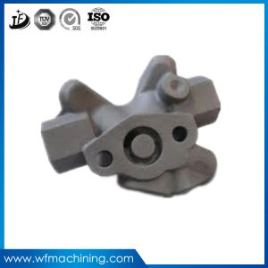 OEM Cast Iron Stainless Steel Casting for Motorcycle Parts pictures & photos