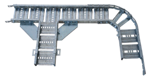 Cable Ladder Perforated Cable Tray Flexi Tray-Ladder Tray (FT3)