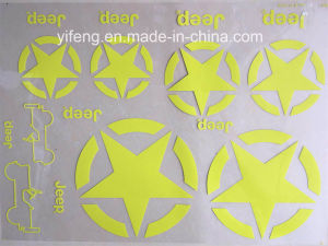 Spot Color Heat Transfer Print Heat Transfer Stickers pictures & photos