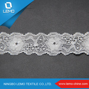 Elastic Tricot Lace Thin and Light pictures & photos