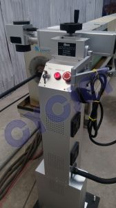 Cycjet PE Pipe Fly Laser Marking Machine pictures & photos