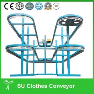 Garment Conveying Machine, Easy Operated Garment Laundry Conveying Machine (SZ) pictures & photos