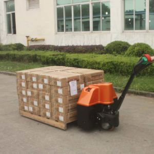 China Hot Sale 1.5ton Mini Electric Pallet Truck (CBD15) pictures & photos