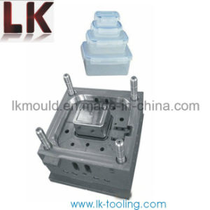 Clear Plastic Box Mold of Plastic Part Mold pictures & photos